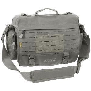 Direct Action Messenger Bag Urban Gray