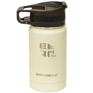 Earthwell Roaster Loop Vacuum Bottle 355ml Baja Sand