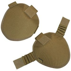 Flyye Armor Shoulder Pads Coyote Brown