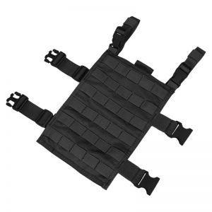 Flyye Right-Angle Leg Panel MOLLE Black