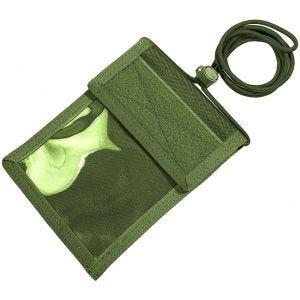 Flyye Neck ID Wallet Olive Drab