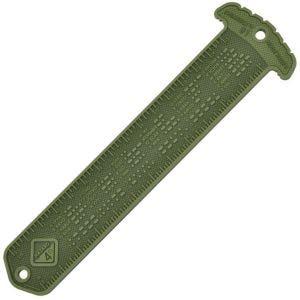 Hazard 4 Cheatstick #1 Ruler / Morse MOLLE Patch OD Green