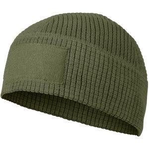 Helikon Range Beanie Cap Olive Green