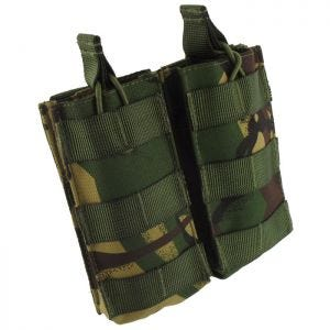 Pro-Force Double M4/M16 Magazine Pouch MOLLE DPM