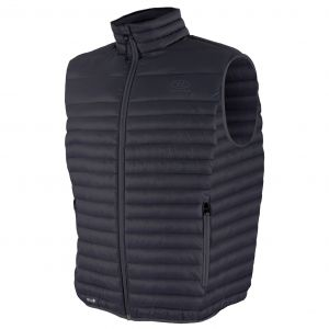 Highlander Men's Uist Insulated Gilet Black