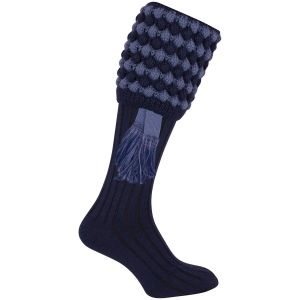 Jack Pyke Pebble Shooting Socks Navy