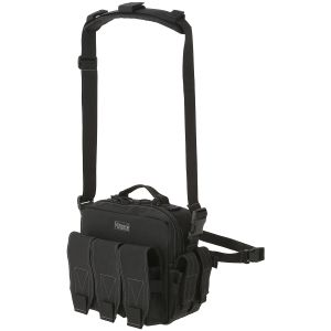 Maxpedition Active Shooter Triple Mag Bag Black