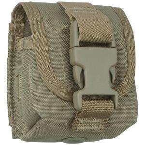 Maxpedition Single Frag Grenade Pouch Khaki