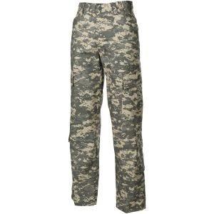 MFH ACU Combat Trousers Ripstop ACU Digital
