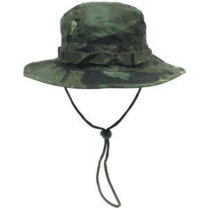 MFH GI Ripstop Bush Hat Hunter Green