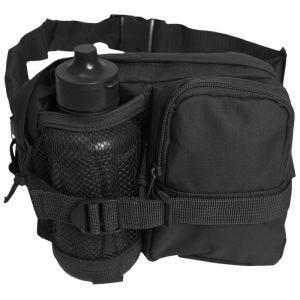 Mil-Tec Waist Bag with Canteen Black
