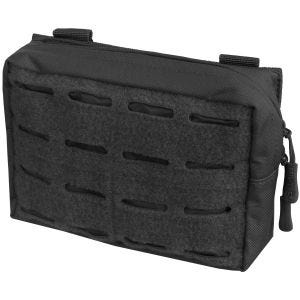 Mil-Tec Laser Cut Belt Pouch Small Black
