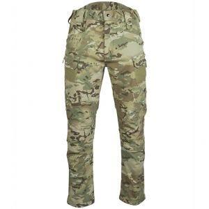 Mil-Tec Assault Softshell Pants Multitarn