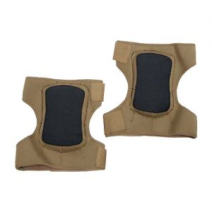 MFH Neoprene Knee Pads Coyote
