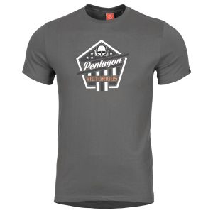 Pentagon Ageron Victorious T-Shirt Wolf Gray