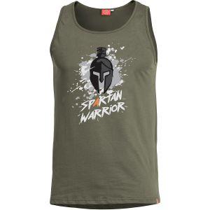 Pentagon Astir Vest Spartan Warrior Olive