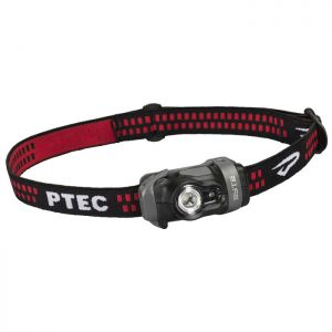 Princeton Tec Byte Headlamp White/Red LED Black Case