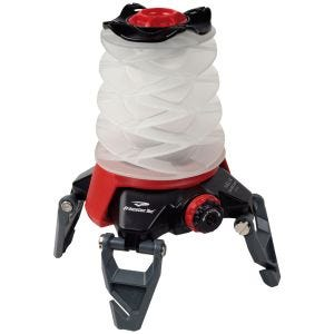 Princeton Tec Helix Basecamp Lantern Black/Red