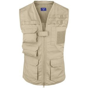 Propper Tactical Vest Polycotton Ripstop Khaki