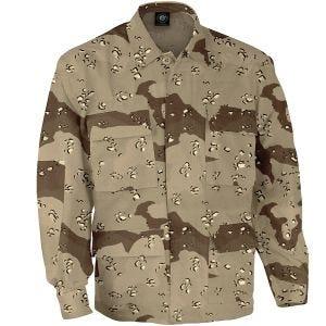 6321ccb9aef Quick View Propper Uniform BDU Coat Polycotton Ripstop 6-Colour Desert