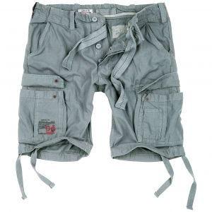 Surplus Airborne Vintage Shorts Gray