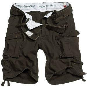 Surplus Division Shorts Brown