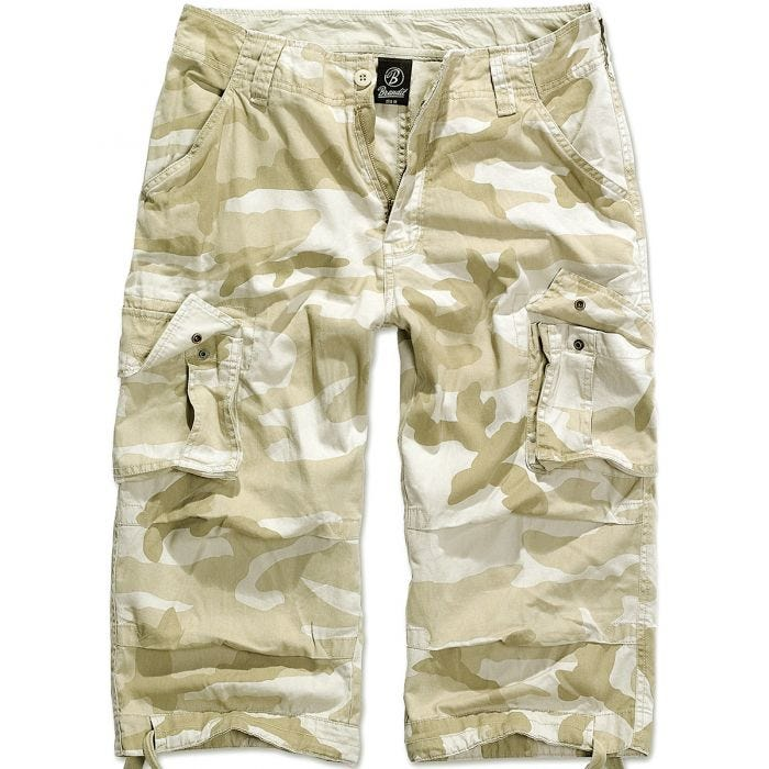 Brandit Urban Legend 3/4 Shorts Sandstorm
