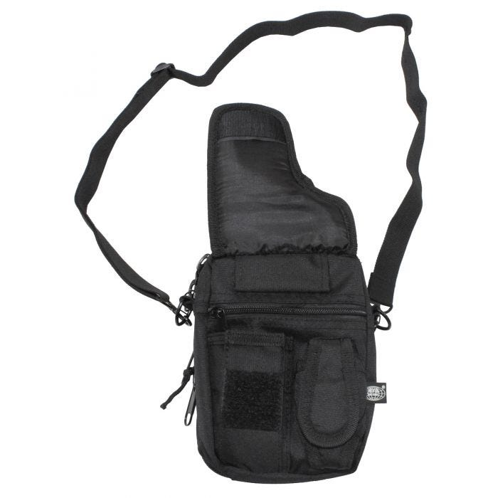 Security Shoulder Bag Black