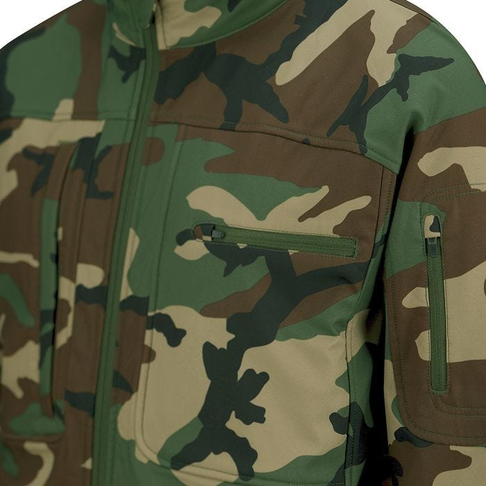 Propper BA Softshell Jacket Woodland
