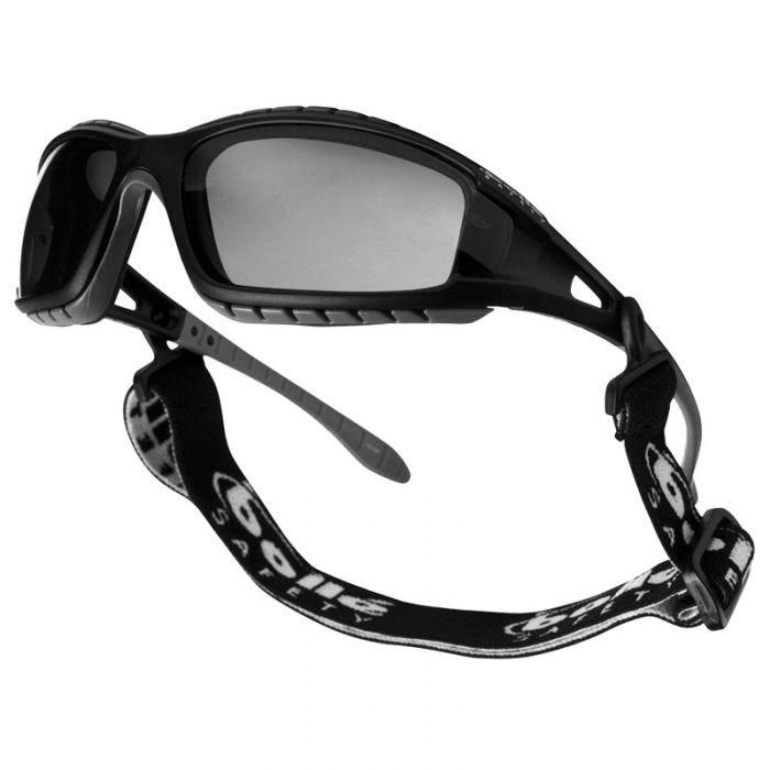 Bolle Tracker Glasses Smoke Black Frame