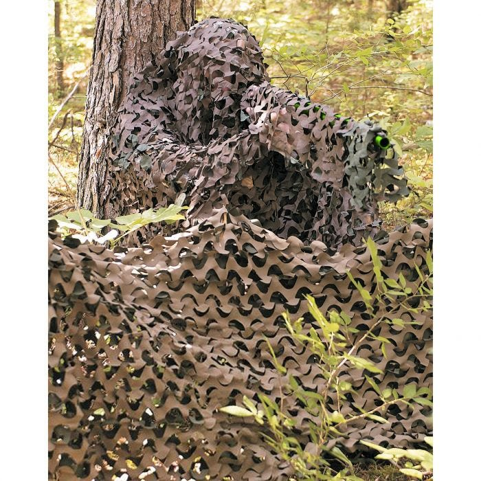 Camosystems Camouflage Netting 3x2.4m Woodland