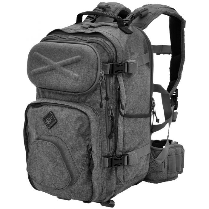 Civilian Grayman Patrol Pack Thermo Cap Day Pack Gray