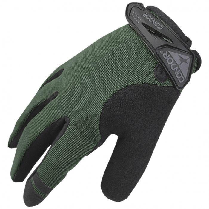 Condor HK228 Shooter Gloves Sage / Black