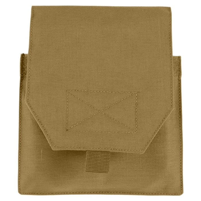 Condor Side Plate Pouch 2 pieces per Pack Coyote Brown