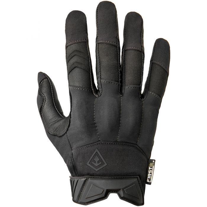 First Tactical Men's Hard Knuckle Glove Black