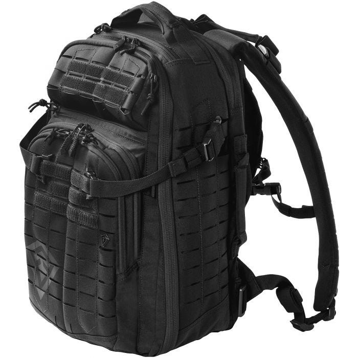 First Tactical Tactix Half-Day Backpack Black