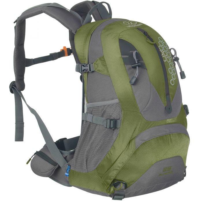 Highlander Summit 25L Backpack Green