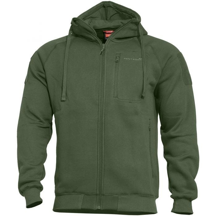 Pentagon Leonidas 2.0 Sweater Camo Green