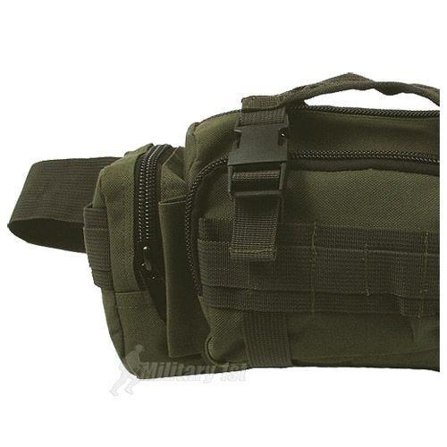 MFH Waist and Shoulder Bag Olive