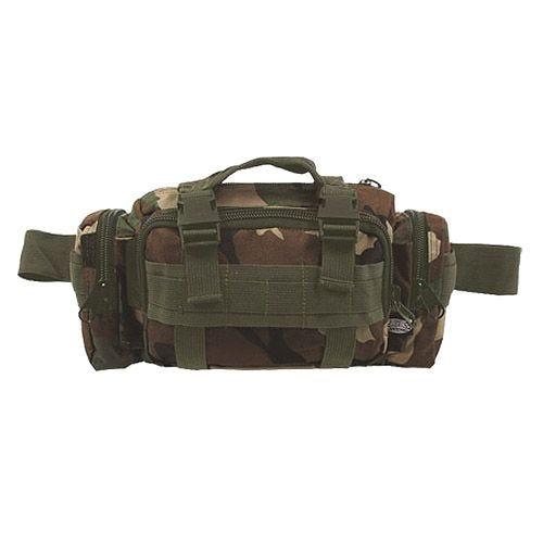 MFH Waist and Shoulder Bag Woodland