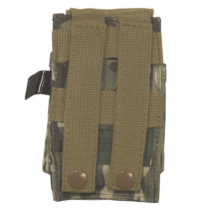 MFH Single M4/M16 Magazine Pouch MOLLE Operation Camo