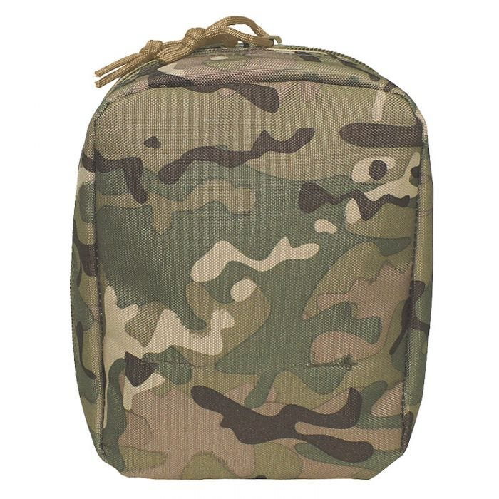 MFH Medical First Aid Kit Pouch MOLLE Operation Camo
