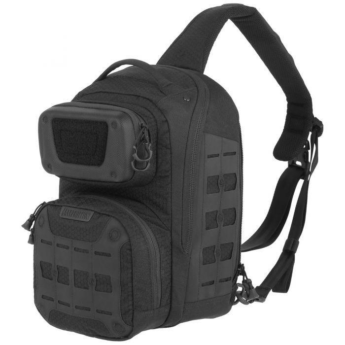 Maxpedition Edgepeak Ambidextrous Sling Pack Black