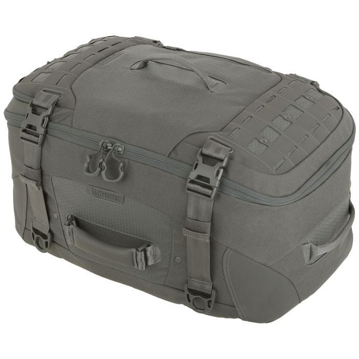 Maxpedition Ironcloud Adventure Travel Bag Gray