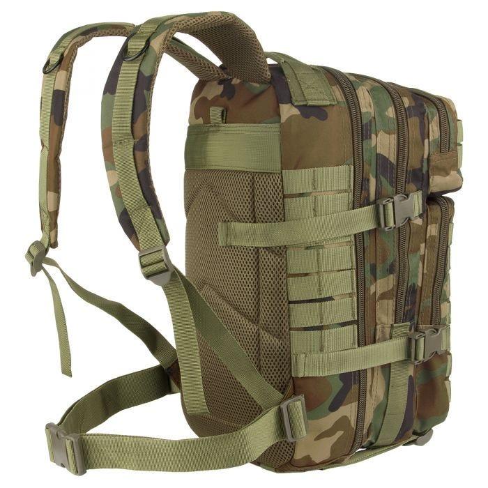 MFH Backpack Assault I Woodland