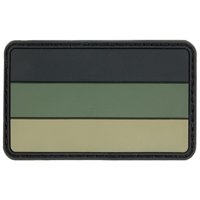 MFH Germany 3D Velcro Flag Patch Olive