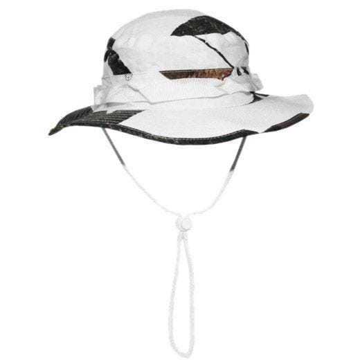 GI Ripstop Bush Hat Hunter Snow