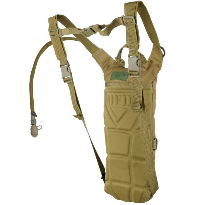 MFH Hydrantion Backpack TPU Extreme Coyote