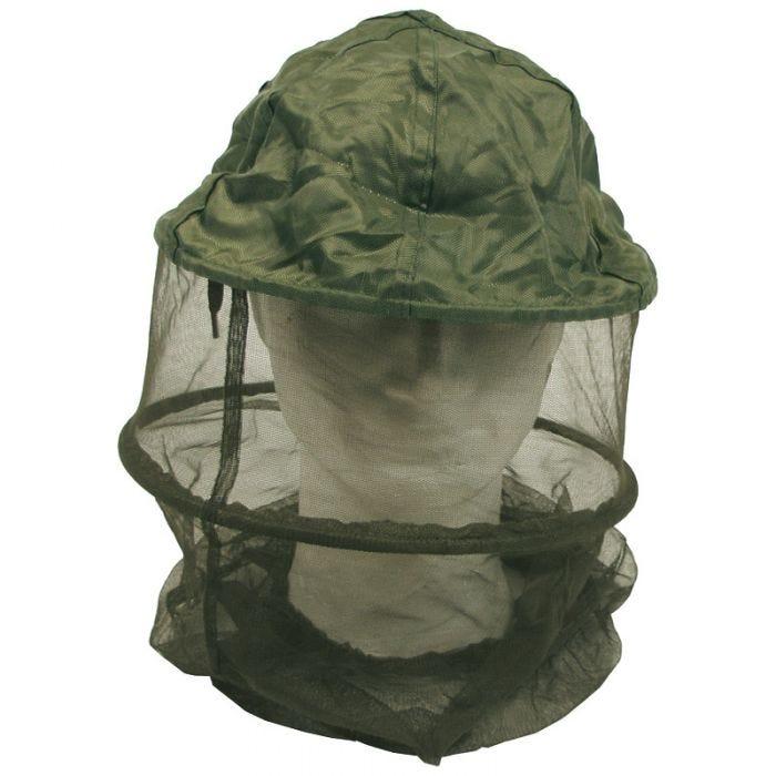 MFH Mosquito Head Net Olive