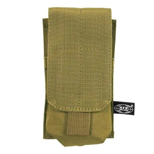 MFH Single M4/M16 Magazine Pouch MOLLE Coyote